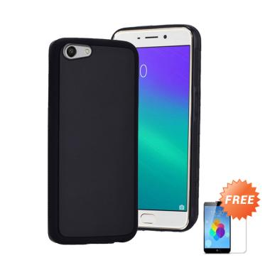 Matte Softcase Oppo Neo 7 A33T - Hi ... empered Glass Full screen