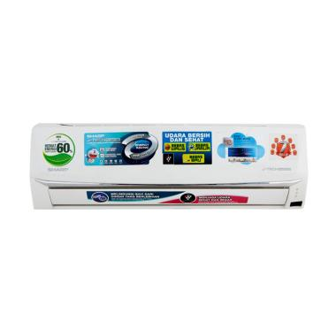 SHARP Plasmacluster Ion HD 7000 AC Inverter - Putih [1 PK] -