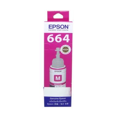 Epson 664 T6643 Original Tinta Prin ... -Series - Magenta [70 mL]