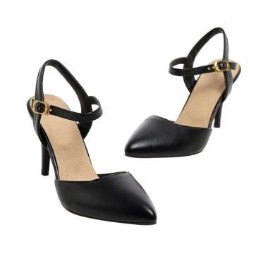 Khalista Collection Heels Women Pum ... er  Sepatu Wanita - Hitam