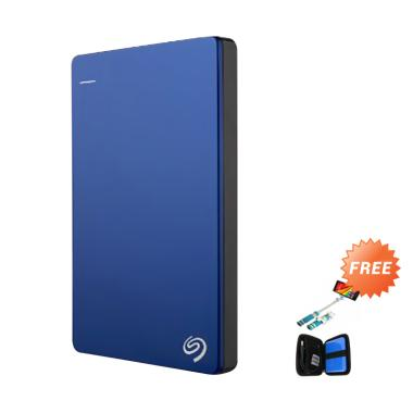 Seagate Backup Plus Slim Harddisk E ... e Harddisk + Tongsis Mini