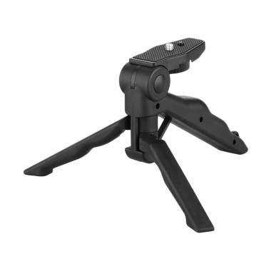 Mini Foldable 2 in 1 Tripod untuk D ... .25 Inch Screw Hole Small
