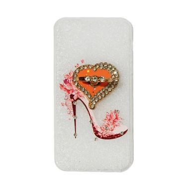 QCF Softshell Sparkling Swarovski H ... iPhone 5/iPhone 5G/5S/5SE