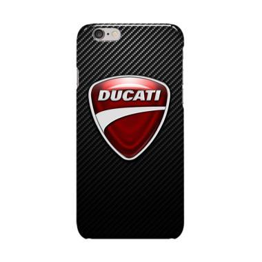 Indocustomcase Ducati Corse Logo On ...  iPhone 6 Plus or 6S Plus