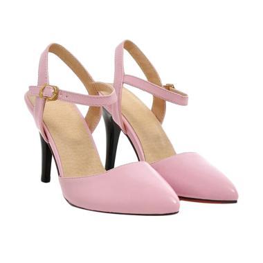 Khalista Collection Heels Women Pum ... epatu Wanita - Blush Pink