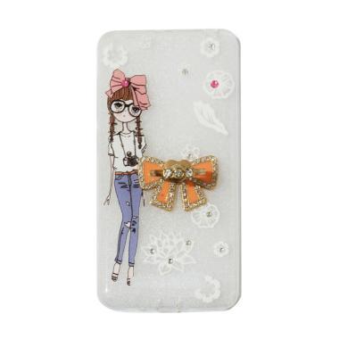 QCF Softshell Swarovski Girls 1 Ult ... amond for Xiaomi Redmi 4A