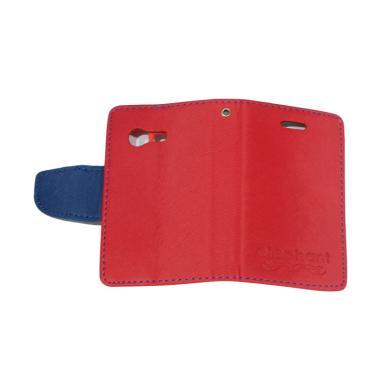 Elephant Flipshell Flip Cover Casin ...  Pocket Y Neo S5312 - Red