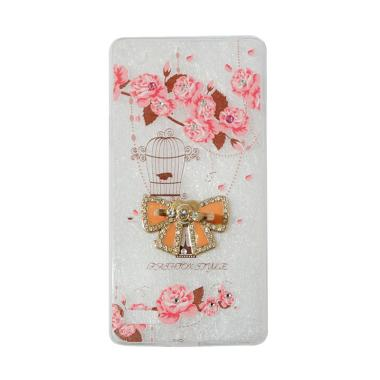 QCF Softshell Swarovski Bird 5 With ... ing for Oppo A33 or Neo 7