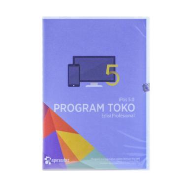 Inspirasibiz Program Toko iPOS 5.0  ... rang Siap Pakai Untuk UKM