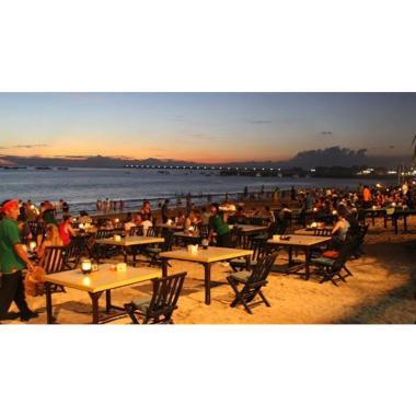 Marsuta Tours Bali Paket Wisata [1  ... nner di Jimbaran Seafood]