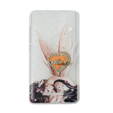 QCF Softshell Swarovski Fairy 2 Ult ... d for Xiaomi Redmi Note 3