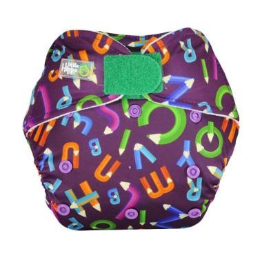 ... Clodi Popok Bayi Type Pocket Bulan Ini. Source · Little Hippo EasyFit Velcro Motif Word & Pencil Clod... Rp 73.100 Rp 95.000