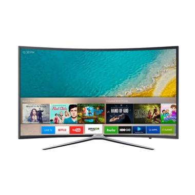 Samsung UA40K6300 Smart TV - Hitam [40 Inch]