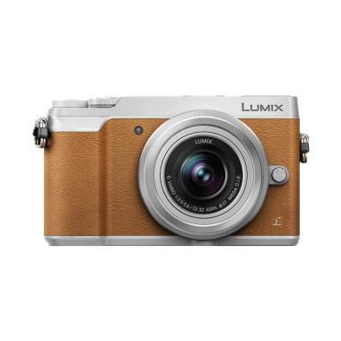 Panasonic Lumix DMC-GX85 Brown Kit 12-32mm