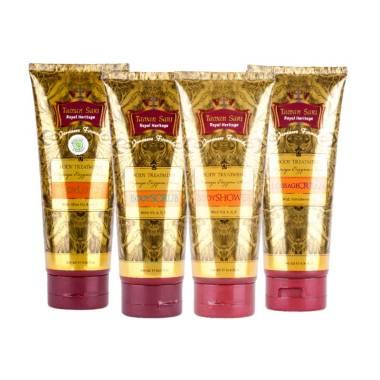 Mustika Ratu Papaya Enzyme Series P ... ody Shower + Body Lotion]