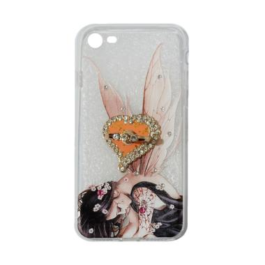 QCF Swarovski Fairy 2 with Ring Sta ... hone 7G/iPhone 7 4.7 Inch