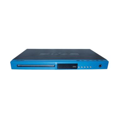 Niko NK 181 DVD Player - Black Blue