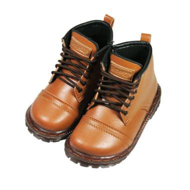 Tamagoo Jack Sepatu Anak Laki-laki - Tan
