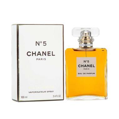 Chanel No 5 Edp Parfum Wanita 100 Ml Original Singapore