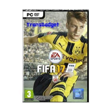 EA FIFA 17 DVD Games