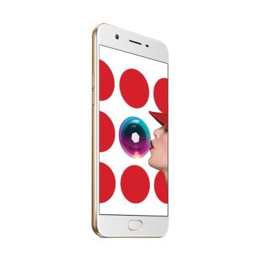 OPPO A57 Smartphone - Gold [32 GB/ 3 GB]