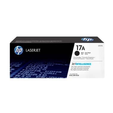 HP 17A Toner - Black