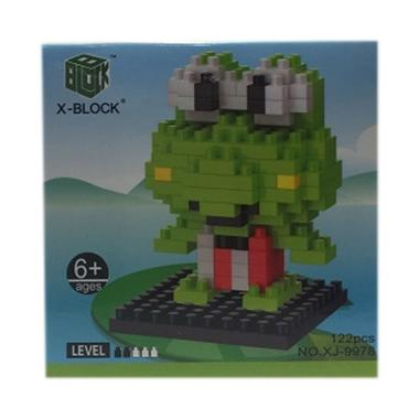 X-Blocks Keroppi Mainan Blocks
