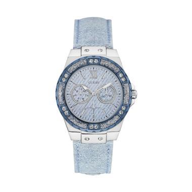 GUESS W0775L1 Jam Tangan Wanita - Silver