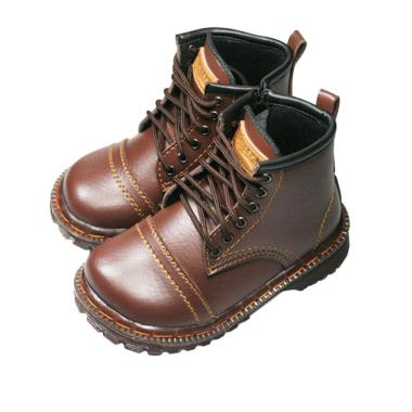 Tamagoo Jack Sepatu Anak Laki-laki - Brown