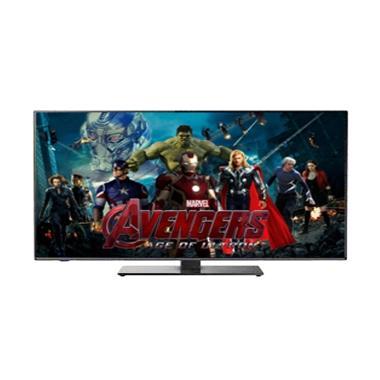 Coocaa 24E100 LED TV - Black [24 Inch]