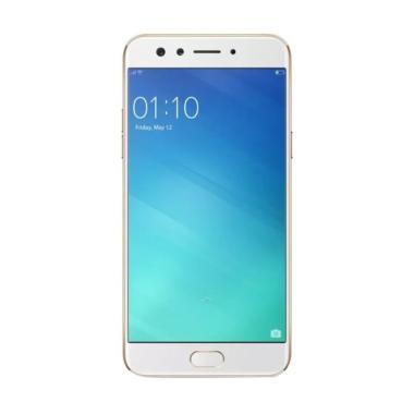 OPPO F3 Smartphone - Gold [64 GB/4 GB]