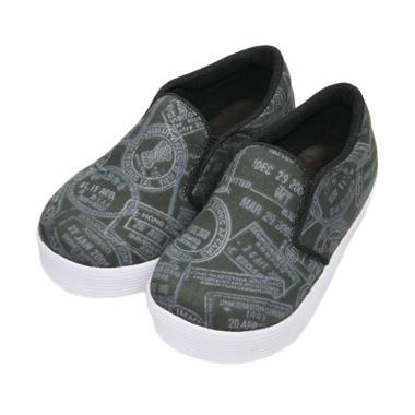 Tamagoo Noel Stamp Sepatu Anak Laki-laki