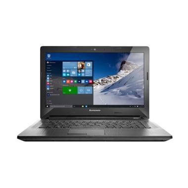 Lenovo G41-35 35ID Notebook - Black [AMD A8-7410/ Dos/ 4GB/ 500GB/14