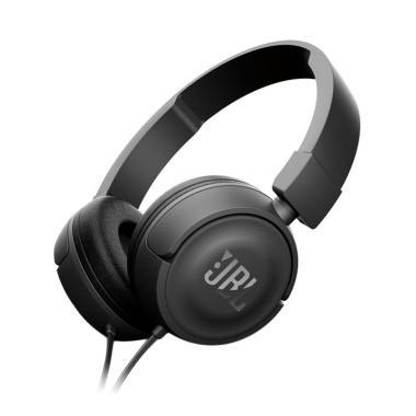 harga JBL T450 Headset - Black Blibli.com