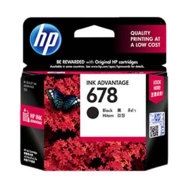 HP 678 Cartridge - Black