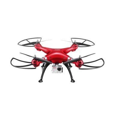 SYMA X8HG Drone - Merah