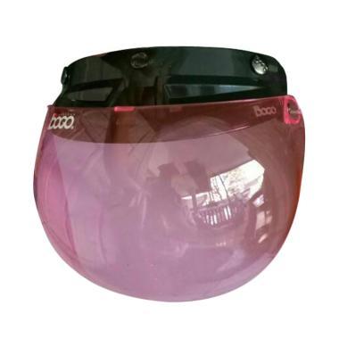 harga Bogo Kaca Helm - Pink Blibli.com