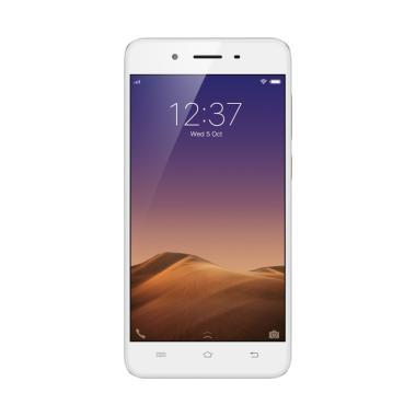 VIVO Y55 Smartphone - Gold [16GB/ 2GB]