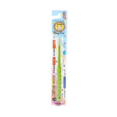 360do Kids Toothbrush Sikat Gigi Anak - Hijau
