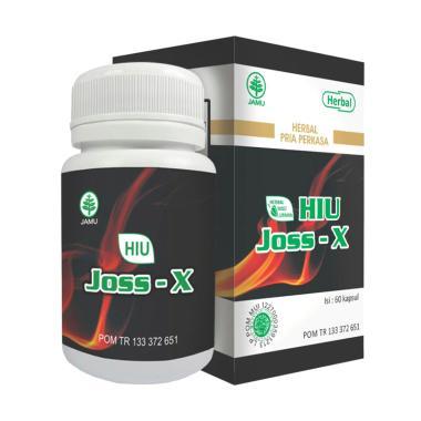 Cakcip Hiu Joss-X Obat Herbal