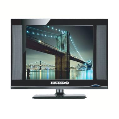 Ikedo LT-17L2U LED TV - Hitam [17 inch]
