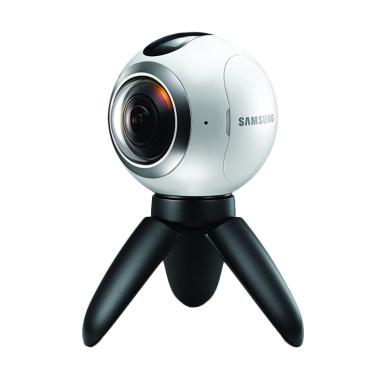 Samsung Gear 360 2016 Action Camera FREE TONGSIS FOTOPRO