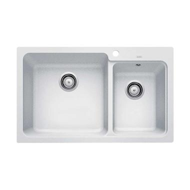 Blanco Naya 8 Kitchen Sink White