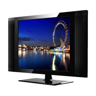 Mito 17 A120i LED TV [17 Inch] Silver/Hitam