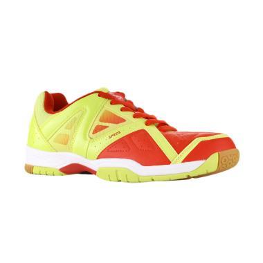 Specs Baldr Emperor Badminton Shoes - Red
