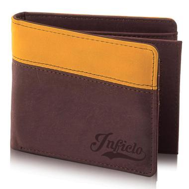 Inficlo Men Wallet Dompet Pria smt701