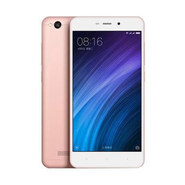 Xiaomi Redmi 4A Smartphone - Rose Gold [16 GB/2 GB]  - xiaomi redmi 4a rose gold full06 - Update Harga Terbaru Hp Baru Xiaomi Redmi 5 Agustus 2018