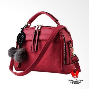 IMF Bg558 Tas Import - Merah