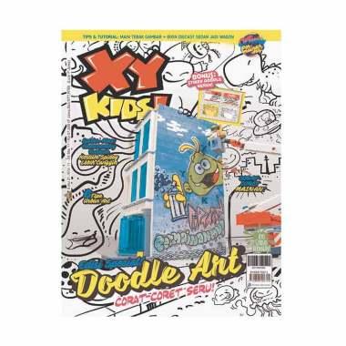 XY Kids 21 Majalah