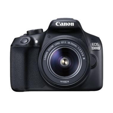 Canon EOS 1300D EF-S 18-55 III  Kamera DSLR